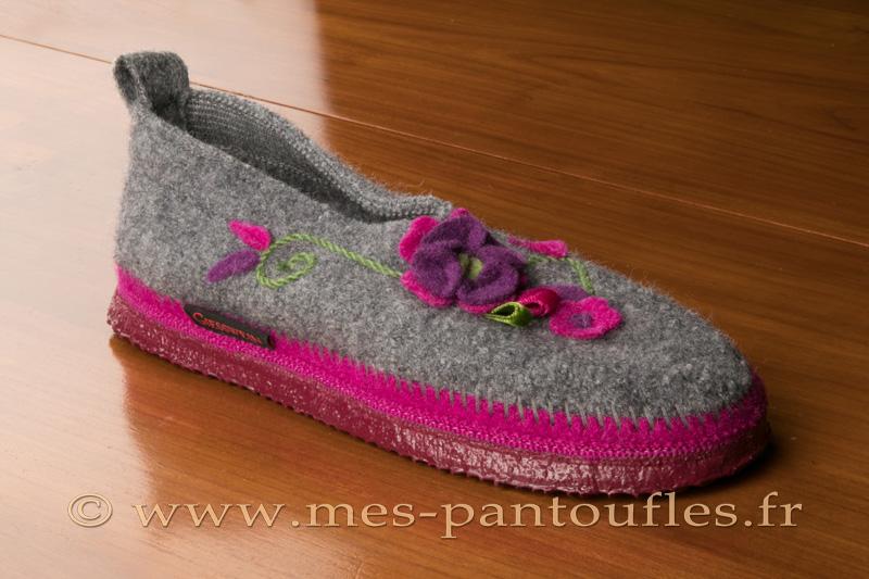 Pantoufles laine semelle antid rapante type sans g ne chaussons hommes de forme classique c est - Les differents types de laine ...