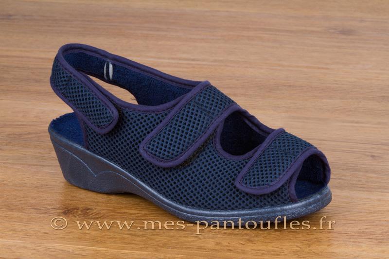 chaussons scratch femmes gris anthracite chausson. Black Bedroom Furniture Sets. Home Design Ideas
