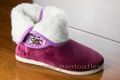 9bot11 High-rise purple slippers  <br>Size  à  EUR